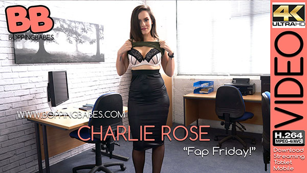 "Charlie Rose ""Fap Friday"""