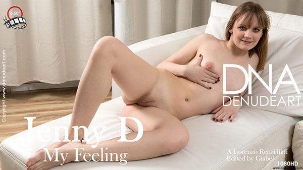 """Jenny D """"My Feeling"""""""