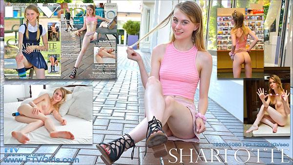"Sharlotte ""Spunky Little Teaser"" - Photos"