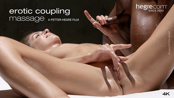 "Charlotta ""Erotic Coupling Massage"""