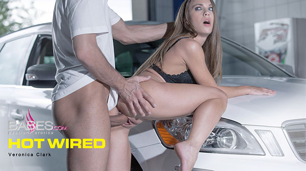 "Veronica Clark ""Hot Wired"""