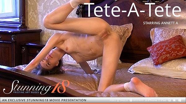 """Annett A """"Tete-A-Tete"""""""