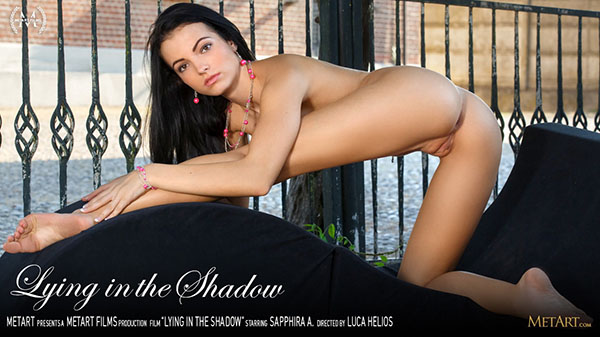 "Sapphira A ""Lying in the Shadow"""