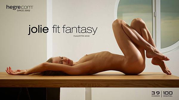 "Jolie ""Fit Fantasy"""