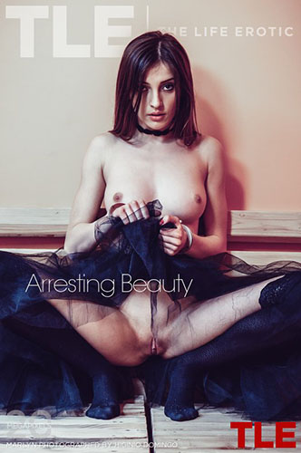 """Marlyn """"Arresting Beauty"""""""