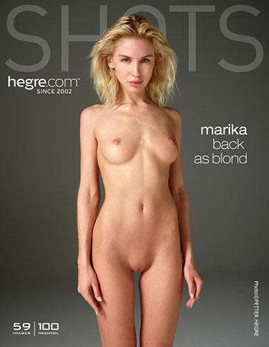 "Marika ""Back As Blond"""