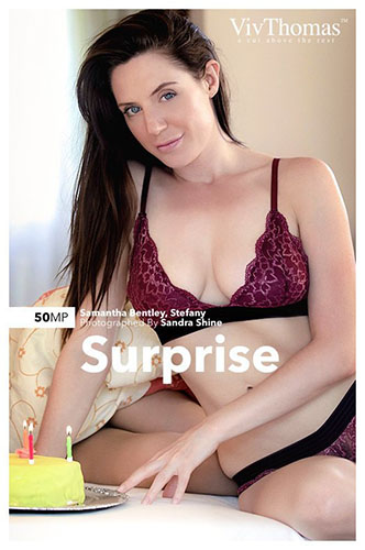 "Samantha Bentley & Stefany ""Surprise"""