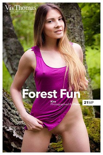 """Kira D """"Forest Fun"""""""