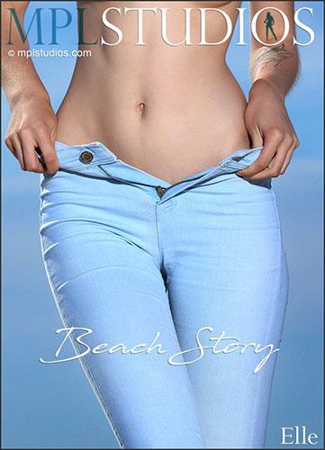 """Elle """"Beach Story"""""""