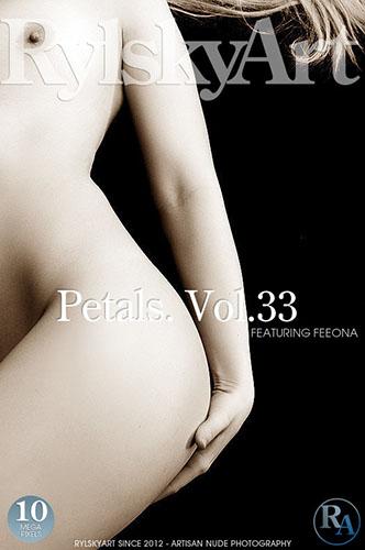 """Feeona """"Petals. Vol.33"""""""