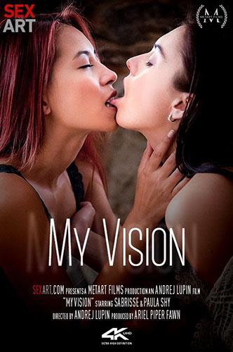 """Paula Shy & Sabrisse A """"My Vision"""""""