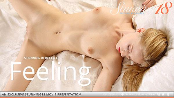 """Rebecca G """"Feeling"""""""