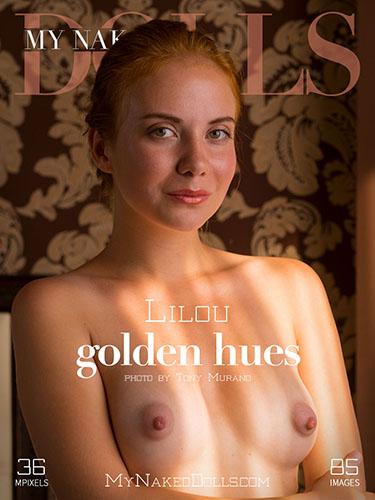 "Lilou ""Golden Hues"""