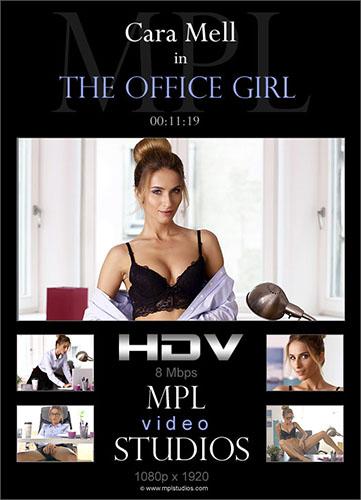 "Cara Mell ""The Office Girl"""