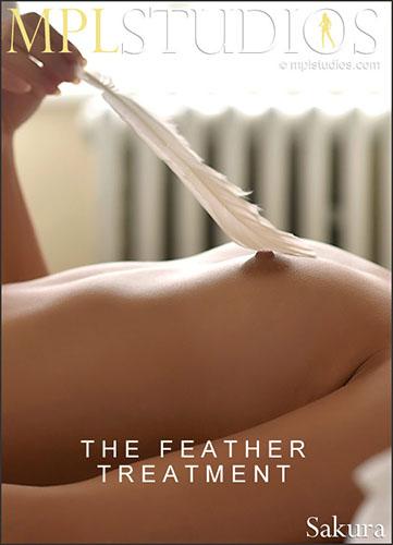 """Sakura """"The Feather Treatment"""""""