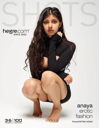 "Anaya ""Erotic Fashion"""