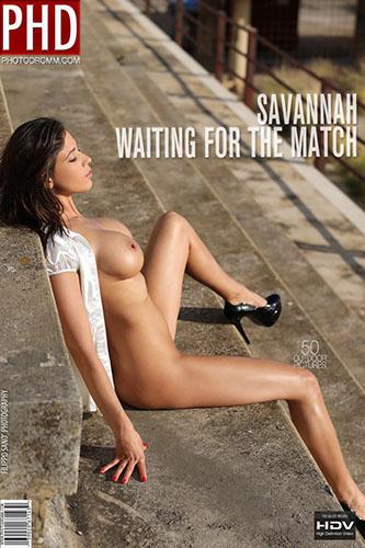 "Savannah ""Waiting For The Match"""