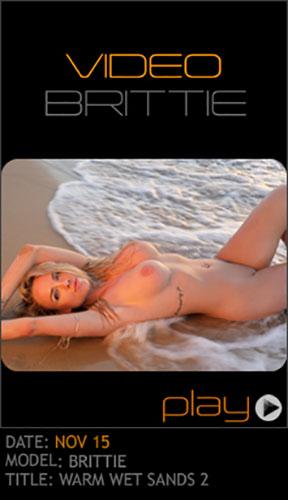 """Brittie """"Warm Wet Sands 2"""""""