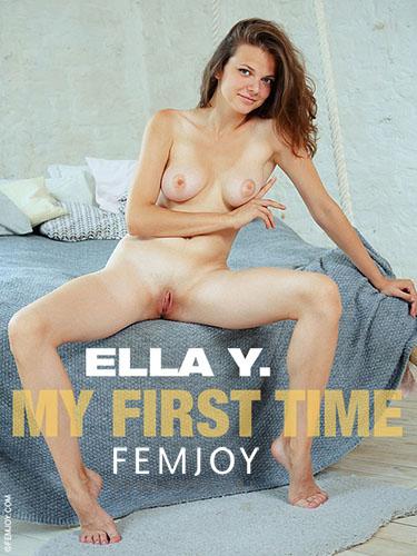 """Ella Y """"My First Time"""""""