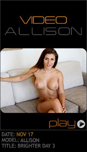 """Allison """"Brighter Day 3"""""""
