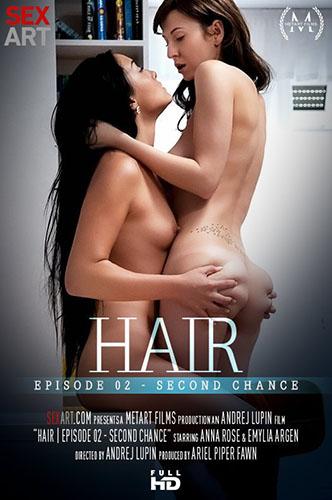 "Anna Rose & Emylia Argan ""Second Chance"""