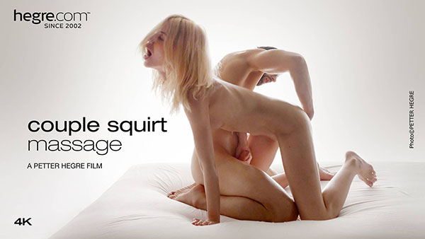 "Marika ""Couple Squirt Massage"""