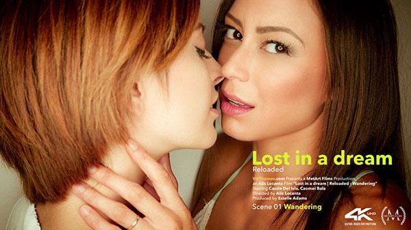 "Caomei Bala & Cassie Del Isla ""Wandering"""