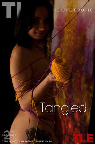 """Zara D """"Tangled"""""""