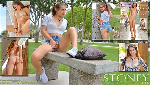 """Stoney """"Tight Bubble Butt Teen"""""""