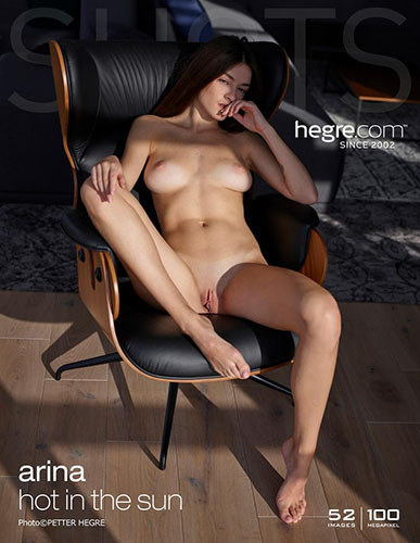 """Arina """"Hot in the Sun"""""""