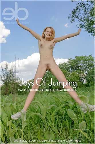 "Mak ""Joys Of Jumping"""