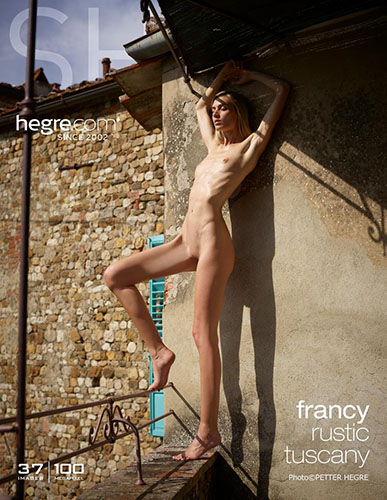 "Francy ""Rustic Tuscany"""