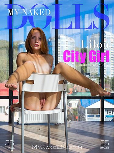 """Lilou """"City Girl"""""""