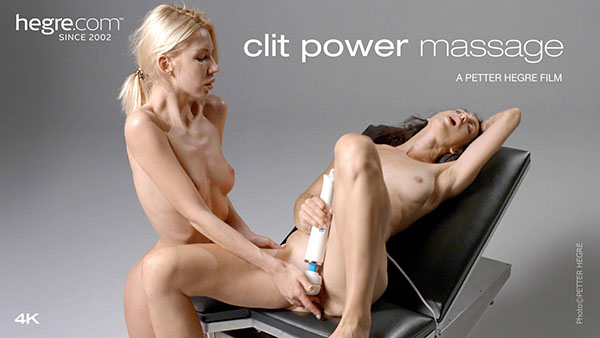 "Marika & Gia ""Clit Power Massage"""
