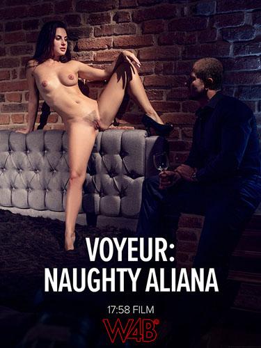 """Aliana """"Voyeur: Naughty Aliana"""""""