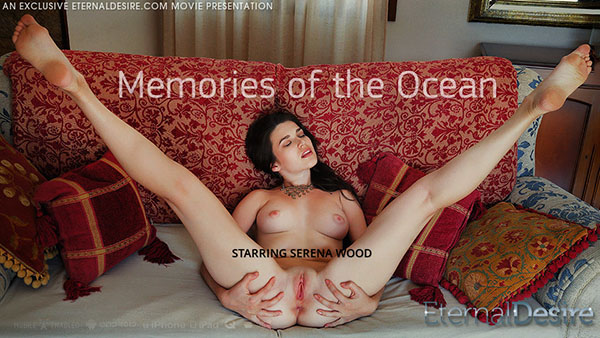 "Serena Wood ""Memories of the Ocean"""