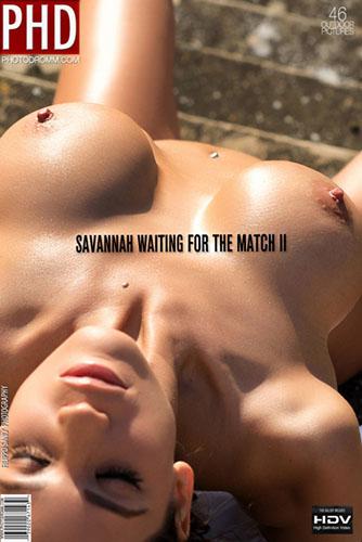 "Savannah ""Waiting For The Match II"""