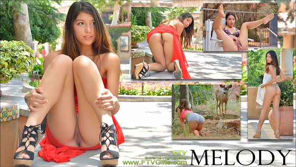 "Melody ""Sensitive Squirter"""