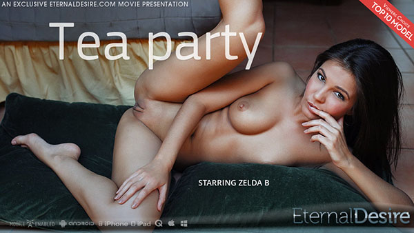 "Zelda B ""Tea Party"""