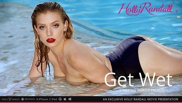 """Giselle Palmer """"Get Wet"""""""