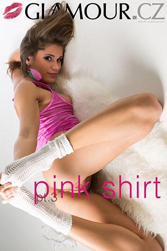 "Marketa ""Pink Shirt Pt.3"""