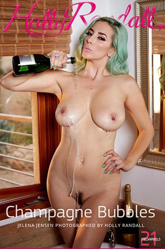 "Jelena Jensen ""Champagne Bubbles"""