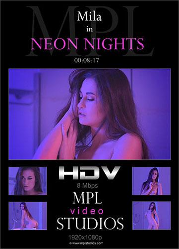 "Mila ""Neon Nights"""