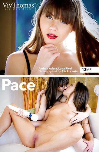 """Amirah Adara & Luna Rival """"Pace"""""""