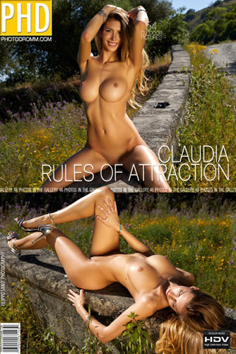"""Claudia """"Rules Of Attraction"""""""