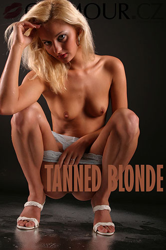 "Jana ""Tanned Blonde"""