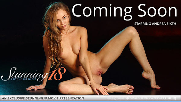 "Stunning18 2018-01-16 Andrea Sixth ""Coming Soon"" - Girlsdelta"