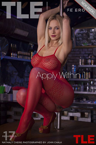 "Nathaly Cherie ""Apply Within 1"""