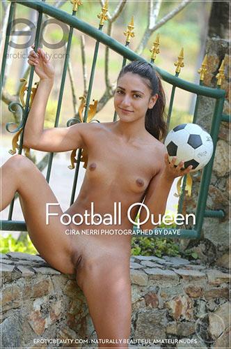 "Cira Nerri ""Football Queen"""