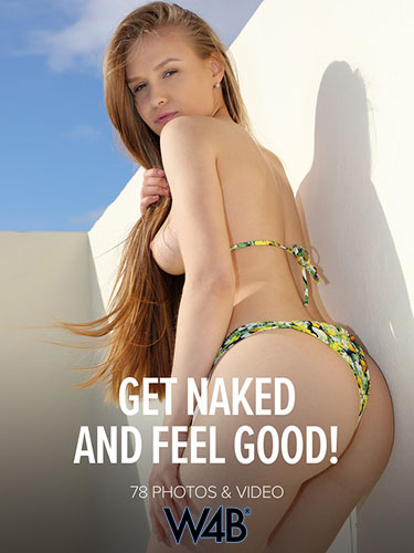 "Angel B ""Get Naked And Feel Good"""
